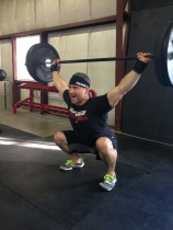 Commercial CrossFit Photo